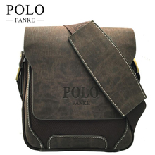 74dc5d2addb6 2017 Promotion Designers Brand Men s Messenger Bags PU Leather Oxford  Vintage Mens Handbag Man Crossbody Bag
