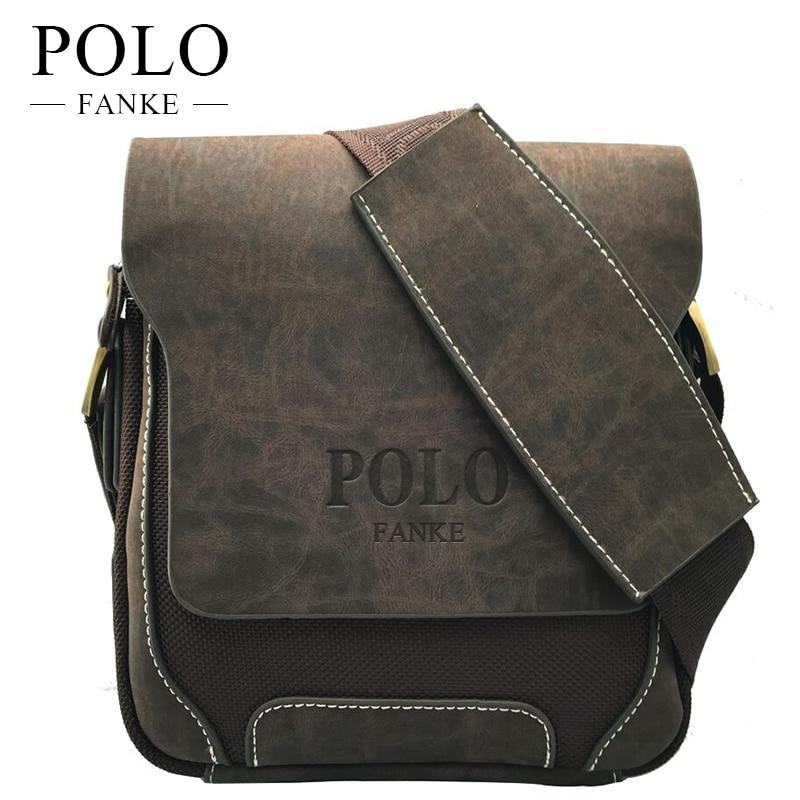 2017 Promotion Designers Brand Men's Messenger Bags PU Leather Oxford Vintage Mens Handbag Man Crossbody Bag for Men VP-7