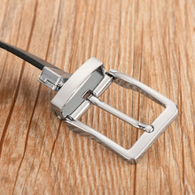High Quality Classic Pin Buckle Leather Belt