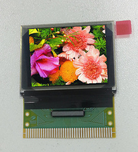 Image 1 - 1.3 128x96 39PIN Full Color 8Bit parallel SPI OLED Screen ssd1351 Drive IC 128(RGB)*96 spi display ssd1351UR1 3.3v New