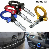 MOMO PAI Modified Car Styling Aluminum Racing Tow Hook Towing Trailer Fit For Bmw E30 E46