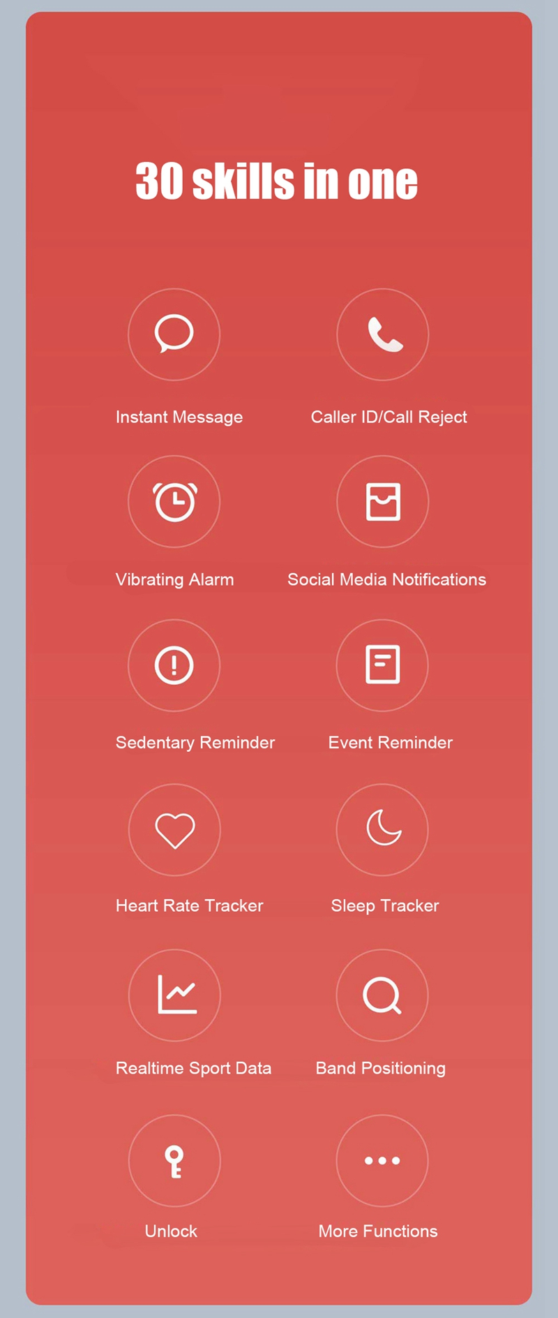 "Original Mi Band 3 Fitness Tracker Smart Bracelet 0.78""Color Screen 5ATM Waterproof Heart Rate Monitor Global Smartband In Stock 31"