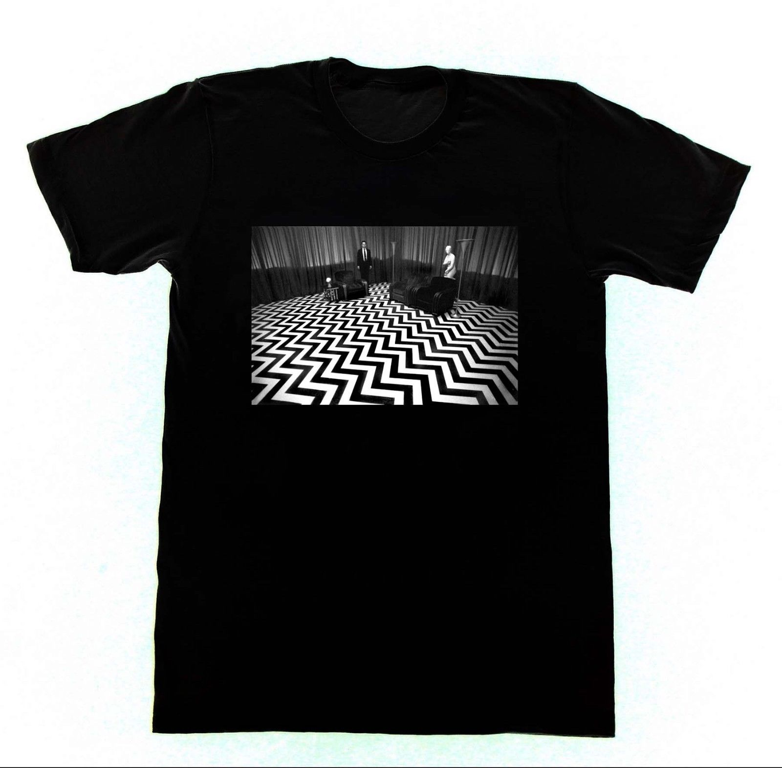 Twin Peaks Room David Lynch Tshirt 121 Shirt Occult Murder Fantsy