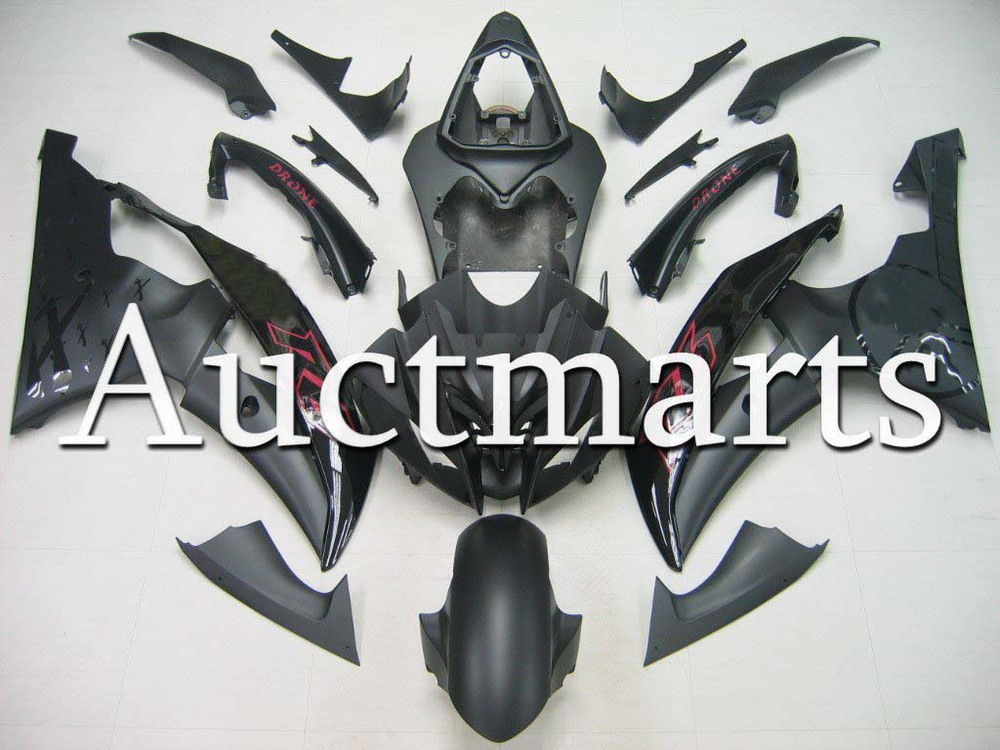 For Yamaha YZFR6 08-14  2009 2010 2011 2012 YZF 600 R6 2008 2013 2014 YZF600R 08-14 inject ABS Plastic motorcycle Fairing Kit #8 for yamaha yzf 1000 r1 2007 2008 yzf1000r inject abs plastic motorcycle fairing kit yzfr1 07 08 yzf1000r1 yzf 1000r cb02