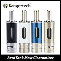 Kanger AeroTank Mow Bồn Atomizer Kiểm Soát Luồng Không Khí Pyrex Kính Clearomizer 1.8 ml E-Công Suất chất lỏng ecig với New Kép cuộn dây 1.5ohm