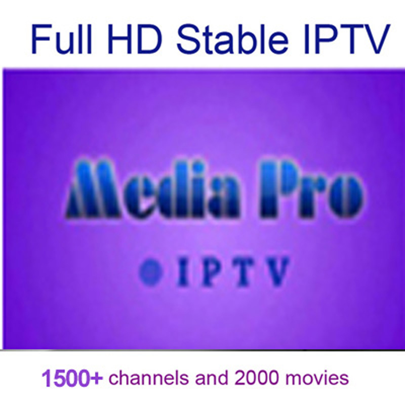 Iptv Arabic 1 year Subscription MediaPro Iptv Kurdish Europe Sport Abonnement Code For Htv X96 5 Mag 250 Mag250 Android Tv Box