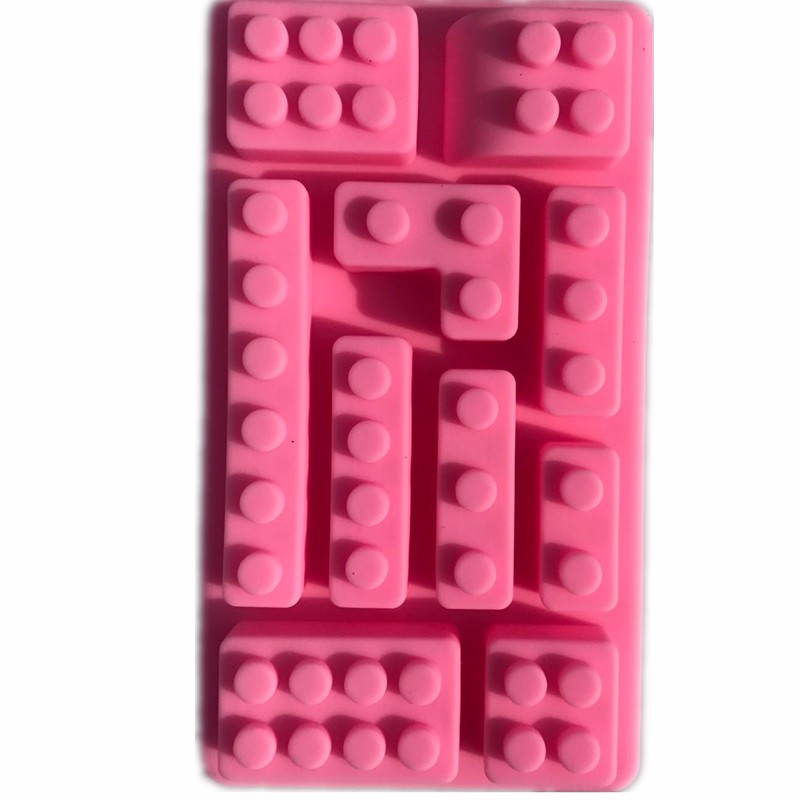 Lego Brick Silicone Moulds