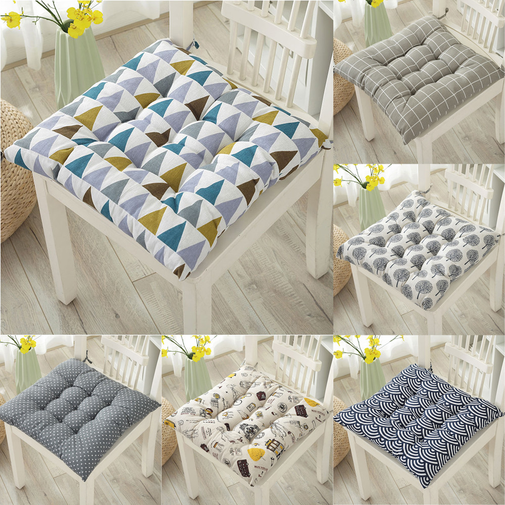 Indoor/Outdoor Garden Patio Home Kitchen Office Sofa Chair Seat Soft Cushion Pad comfort ...
