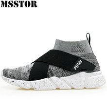 MSSTOR Spring Men Running Shoes Man Brand Summer Breathable Mesh Sports Run Mens Sneakers Outdoor Athletic Sport Shoes For Men