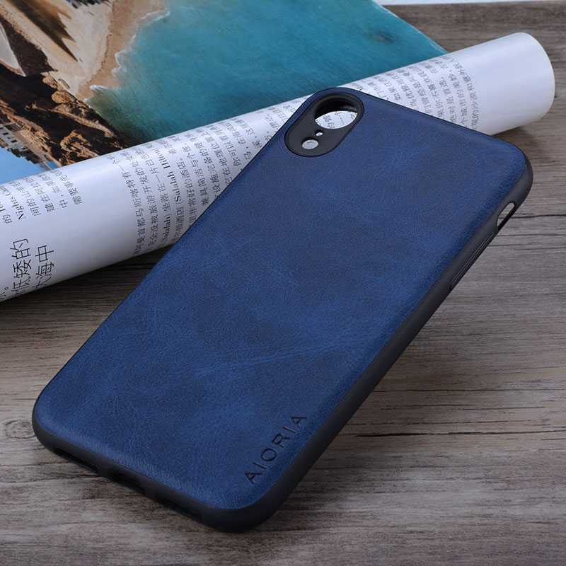 Case for iPhone XR X XS Max Luxury funda Vintage leather Skin cover hoesje for iphone Case for iPhone XR X XS Max Luxury funda Vintage leather Skin cover hoesje for iphone xr x xs max phone case coque capa fashion