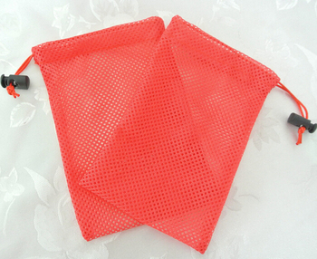 100pcs free shipping mesh drawstring bag jewelry mesh bag mesh gift bag pouch custom logo for gift wilget jewelry