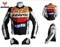 Personalidade motocicleta equitação jaqueta DUHAN roupas equipamentos motociclista moto de corrida terno terno inverno jaquetas roupas D-VS03