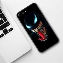 Marvel DC Comics Iron Man Spider-Man joker Batman Soft TPU Cover Phone Case for iPhone X SE 5 5S 6 6S Plus 7 8 Plus XR XS MAX
