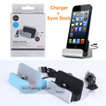 Dock Charger for iPhone 6 Dock USB Charger Sync Data Charging Seat Stand for iphone6 6s Mobile Phone Stand Holder Desktop Cradle