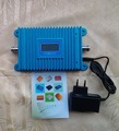 GSM980 ЖК-дисплей! сотовый телефон усилитель сигнала ретранслятора GSM 900 МГЦ/repetidor, сотовая связь GSM усилитель сигнала GSM980 + ПИТАНИЕ