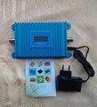 GSM980 display LCD! teléfono celular GSM 900 MHZ repetidor de señal de refuerzo/repetidor, celular GSM amplificador de señal GSM980 + fuente de ALIMENTACIÓN