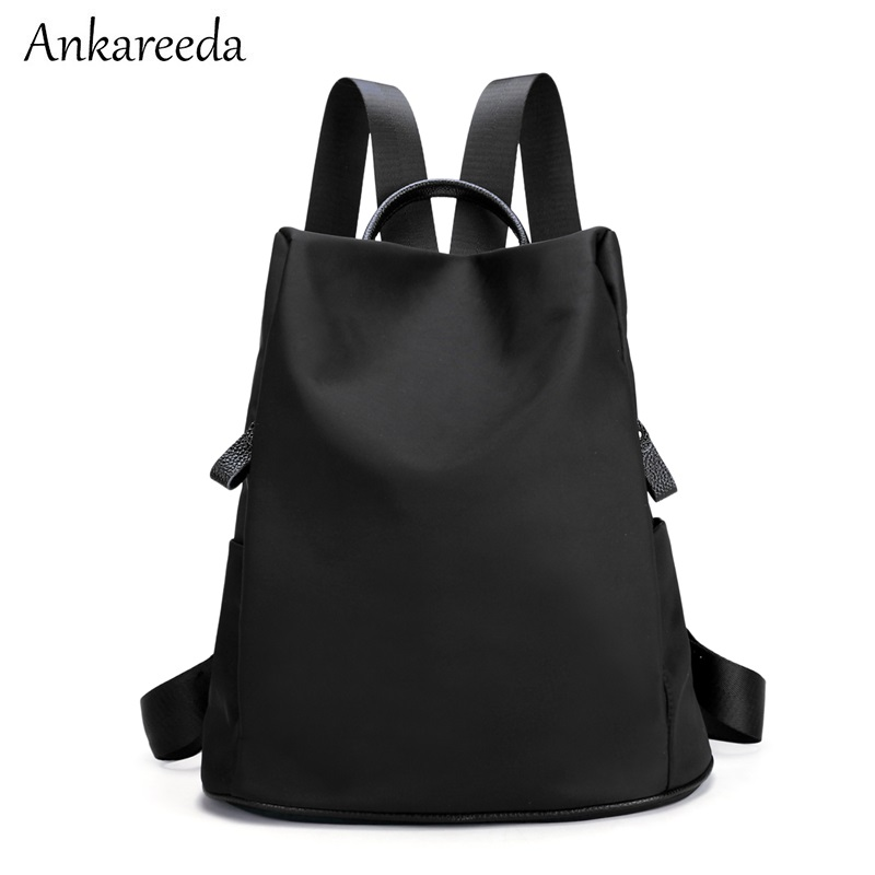 2017 new shoulder bag women s Korean waterproof oxford school backpacks for teenage girls ladies designer