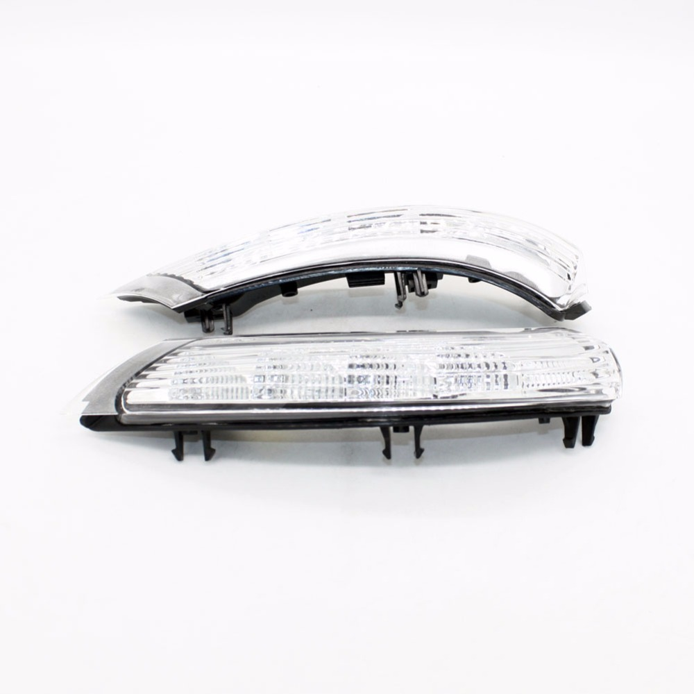 for Buick Regal 2011 2015 side mirror flash Bulbs Right&Left LED Side Mirror Lamp Car Rearview Mirror Turn Signal light