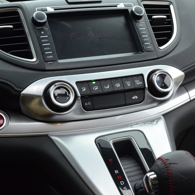 Car Interior Switch Control Cover For Honda Crv Cr V 2015 Accessories