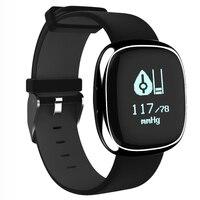 Business Affairs Smart Band P2 Blood Pressure Heart Rate Monitor Smart Bracelet Pedometer Sleep Fitness Tracker