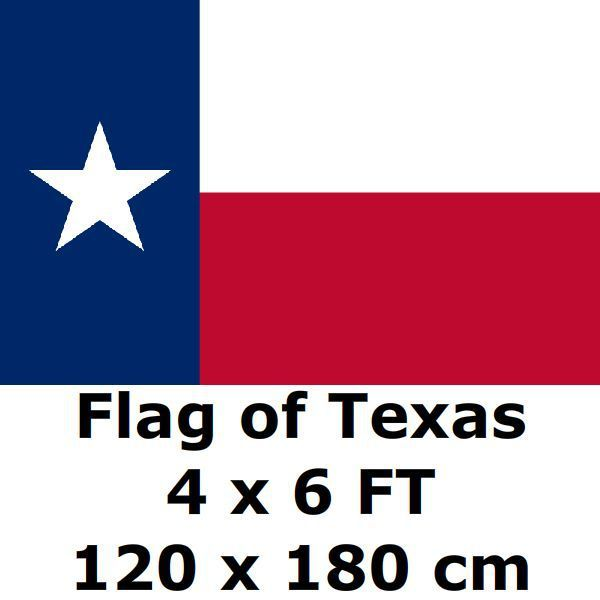 8dbf497854d Texas Flag 4X6FT 100D Polyester State of US USA American United States  Flags and Banners For Home Decoration