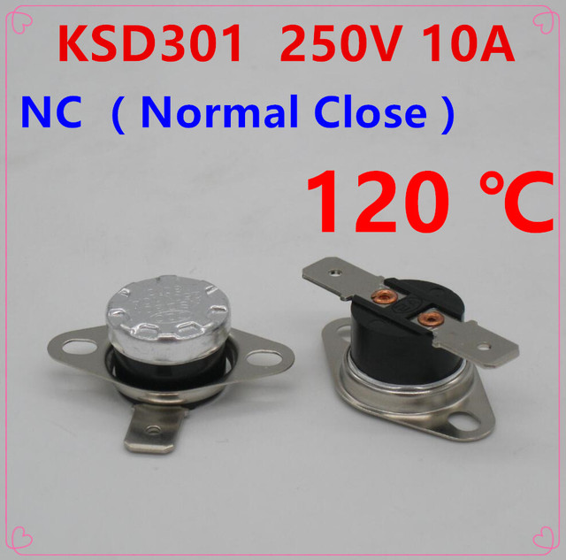 thermostat 120