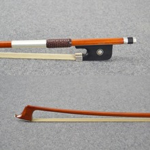 4/4 Size Master Pernambuco Wood Material Cello Bow! Premier Quality Unbleached Horse Hair, Free Shipping With a Hard Wood Case