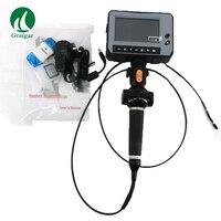 DR4540F ручной промышленный эндоскоп 3,9 мм 90 градусов Камера четыре направления тяга Управление и руководство подшипник