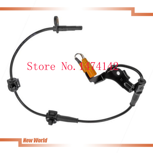 Car styling good quality free shipping Anti-lock Braking System ABS Wheel Speed Sensor 57450-S9A-013 For CR-V 02-06