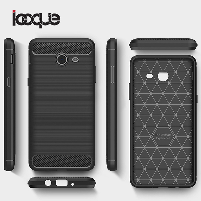 the best attitude 8752f c339b US $2.95 26% OFF|Case For Samsung Galaxy J5 2017 Cover Silicone Coque  Hybrid TPU Armor Protective Case Galaxy J5 2017 J7 2017 Case Capa Para-in  Fitted ...