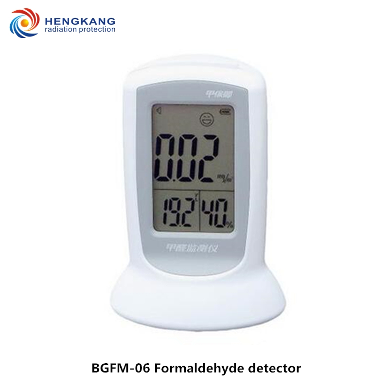 Promotion Household Formaldehyde Detector Additional Temperature And Humidity Detection Formaldehyde Gas Alarm Analyzer