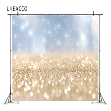 Laeacco Glitters Light Bokeh Wedding Sparkling Baby Photography Backgrounds Customized Backdrops For Photo Studio