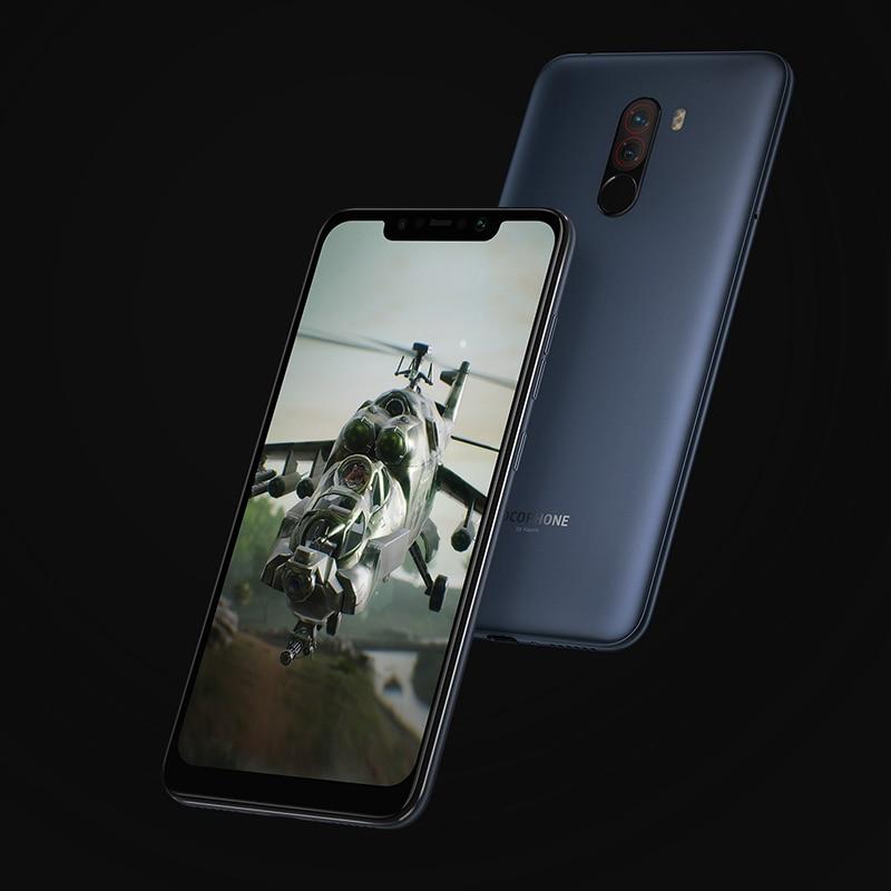 "Global Version Xiaomi Pocophone F1 6gb 64gb Smartphone Snapdragon 845 Octa Core 6.18"" 2246 X 1080 Fhd Liquidcool Ai Dual Camera #4"