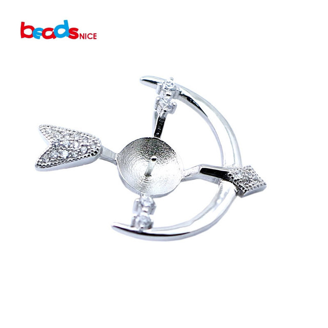 Beadsnice sterling silver pendant wholesale charms pendant fittings beadsnice sterling silver pendant wholesale charms pendant fittings for women for choker pendants and necklace jewelry aloadofball Gallery