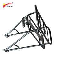 Bike Rear Rack Bicycle Carrier For A Bike Trip The Holder On the Bicycles Battery Support For Mountain Bikes Bike Accessories