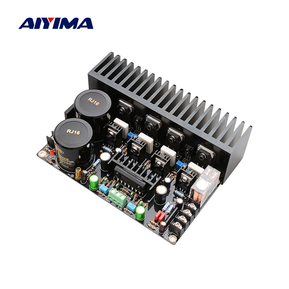 AIYIMA TDA7293 Power Sound Amplifier Professional Audio Board 150W+150W UPC2581 Hifi Stereo Amplifiers DIY Home Theater Mini AmpAIYIMA TDA7293 Power Sound Amplifier Professional Audio Board 150W+150W UPC2581 Hifi Stereo Amplifiers DIY Home Theater Mini Amp