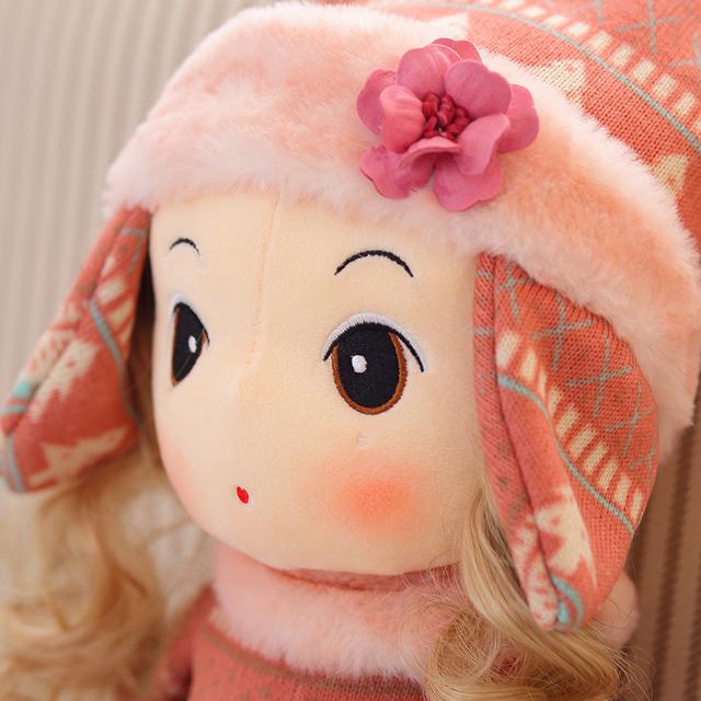 Kawaii Beautiful Plush Dolls for Children