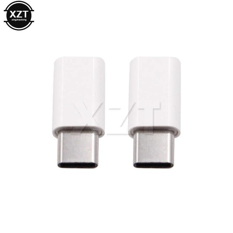 2 sztuk typ OTG-C Adapter USB C do mikro ładowanie danych USB USB OTG kabel do macbooka Pro Samsung S9 jeden plus USBC Oneplus 3 trzy