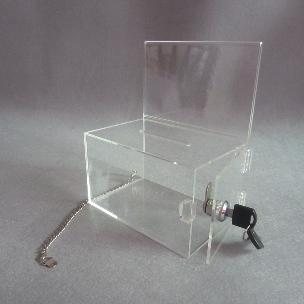 Acrylic Offering Boxes : Get cheap acrylic donation box aliexpress