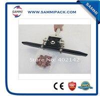 Free Shipping, FKR-300 Hand sealing machine, aluminium film sealer