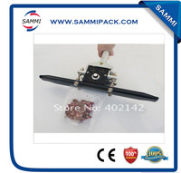 Free Shipping  FKR-300 Hand sealing machine  aluminium film sealer