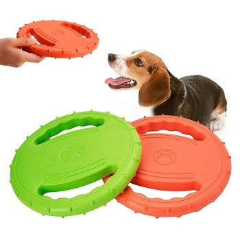 Rubber Flying Disc 1