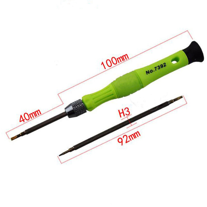 Precision Mini Magnetic 6+1 Screwdriver Set