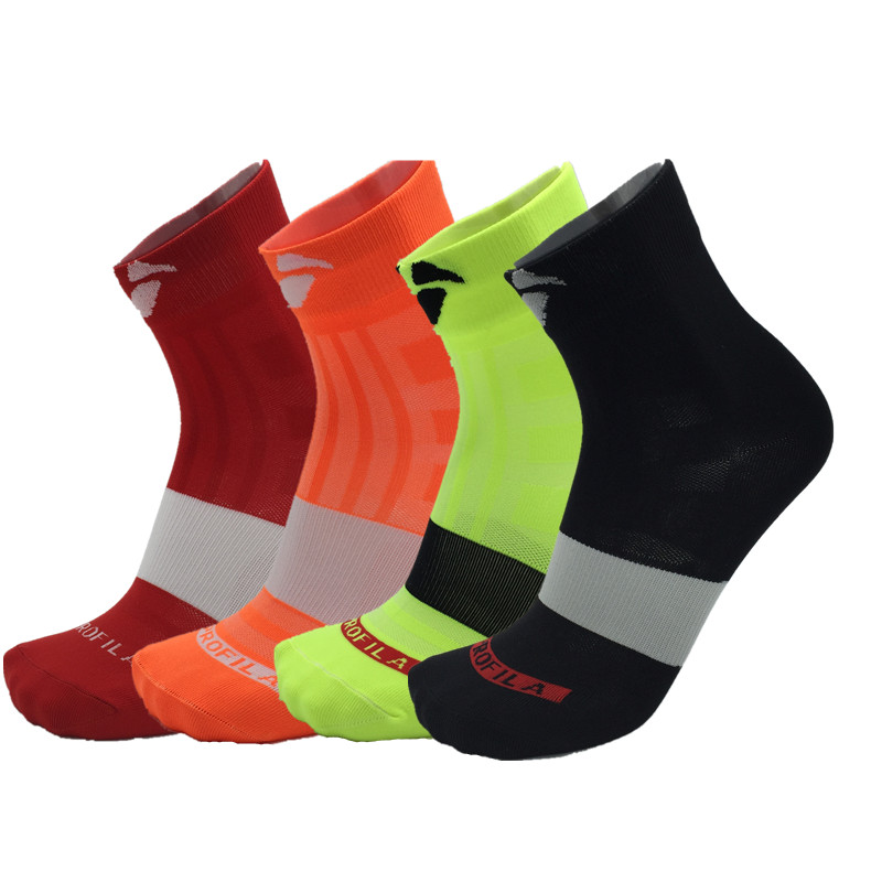 Outdoor Running Breathable Socks Men Sport Socks Cycling Socks Bicycling Brand Road Bike Socks