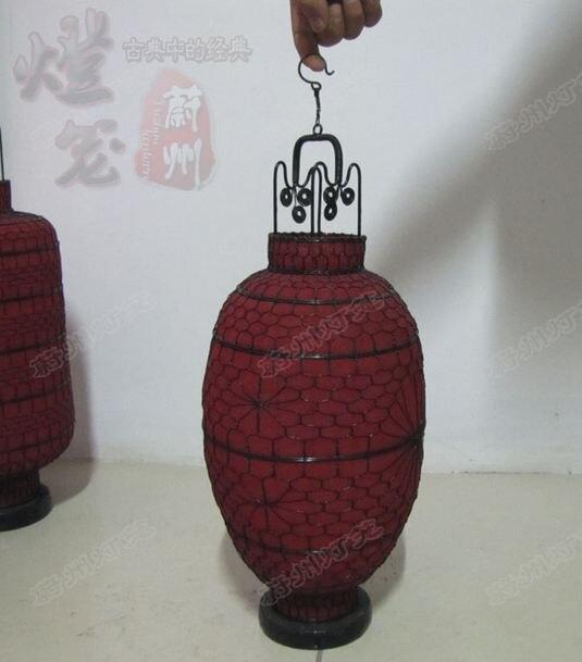 Rugby shaped wrought iron lantern,Iron Palace lantern