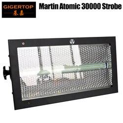 Gigertop 600 Вт НОВЫЙ Мартин атомный 3000 светодиодный стробоскоп светильник фон RGB массив светильник осязаемый экран 3PIN/5PIN DMX разъем