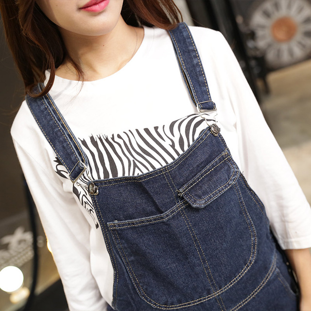 2016 summer maternity womens american apparel jeans ladies baggy denim damen jeans full length pinafore dungaree overall jeans
