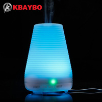 Essential Oil Diffuser Aromatherapy Oil Diffuser Ultrasonic Mist Air Humidifier With 7 Color Changing LED Aromatherapy