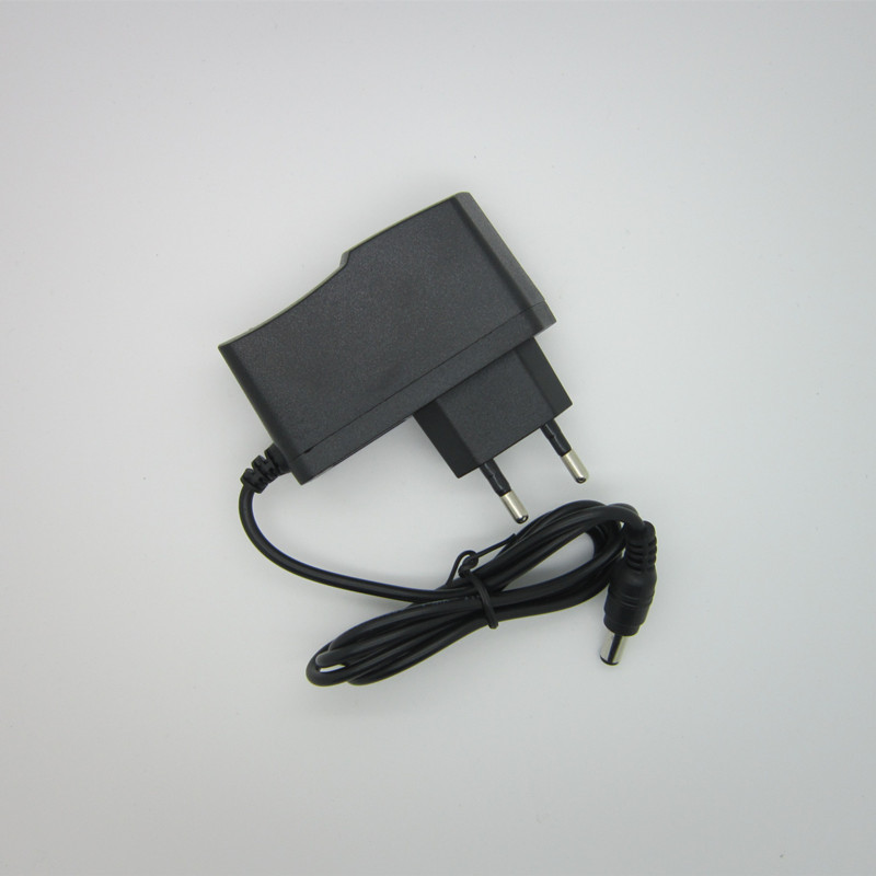Free Shipping AC/DC Adapter DC 9V 0.5A 500ma AC 100-240V Converter Adapter 9 V Volt Charger Power Supply EU Plug