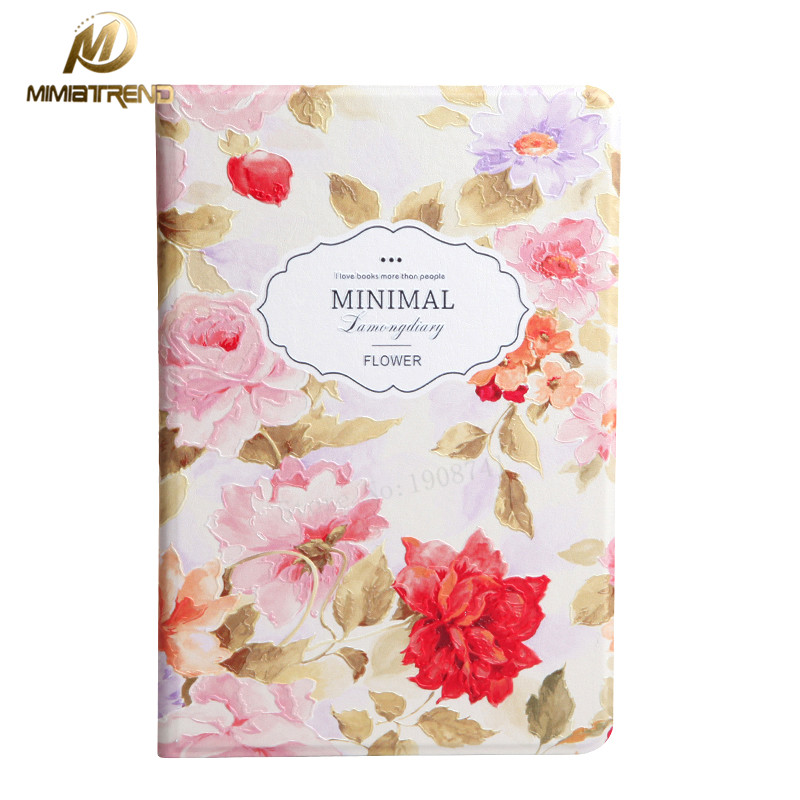 Mimiatrend 3D Embossing Multi-Function Standing Tablet pu Leather Case For Apple iPad Mini 1 2 3 Smart Cover mimiatrend tige for apple ipad air 1 2 air2 flip pu leather case smart cover for new ipad 9 7 2017 tablet case for ipad pro 9 7
